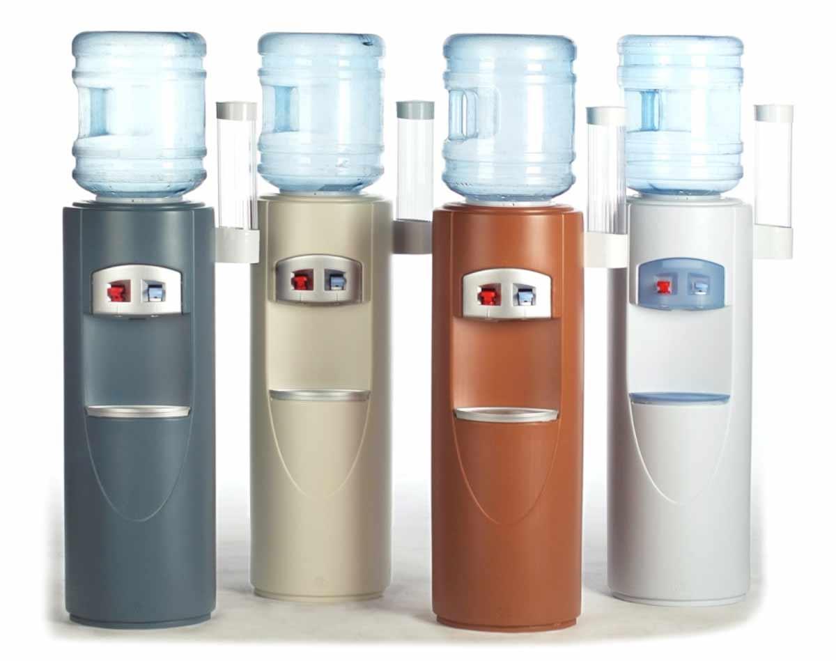 Θερμοψύκτης Νερού με Φιάλη - RFX